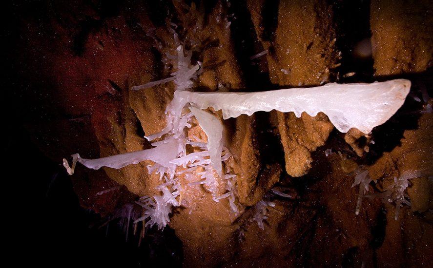 Padurea Craiului Tara Beiusului Pestera cu cristale Farcu