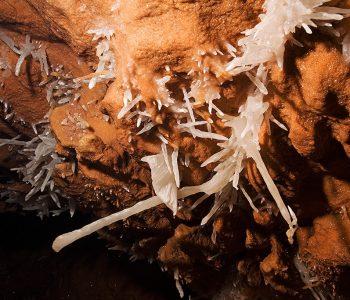 Padurea Craiului Valea Rosia pestera cu cristale Farcu