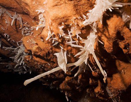 Pestera cu cristale Farcu Tara Beiusului muzeu minier