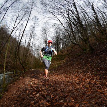 Alergare montana in Padurea Craiului Traseul Misidului
