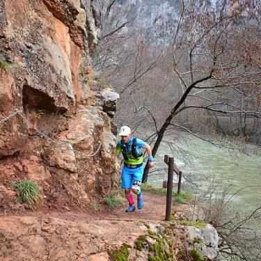 Alergare montana in Padurea Craiului Vadu Crisului Traseul Pojorata