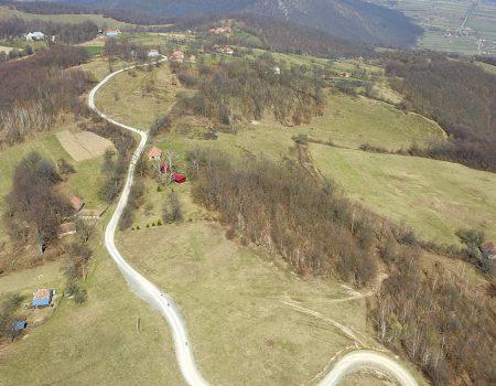 Alergare montana in Padurea Craiului Zece Hotare Traseul Pojorata 1