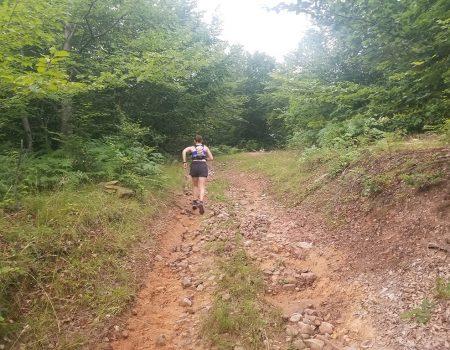 Alergare montana platoul runcuri traseul vaii rosia 1