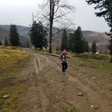 Alergare montana Remeti Valea Iadului Traseul Albastru