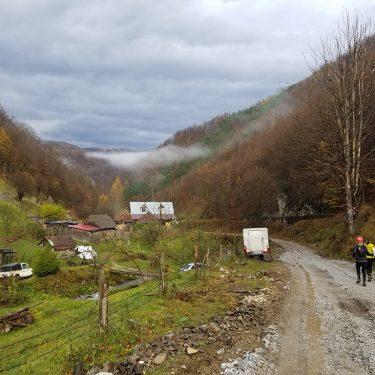 Alergare montana Valea Iadului Remeti Traseul Rosu