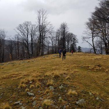 Alergare montana Valea Iadului Traseul rosu