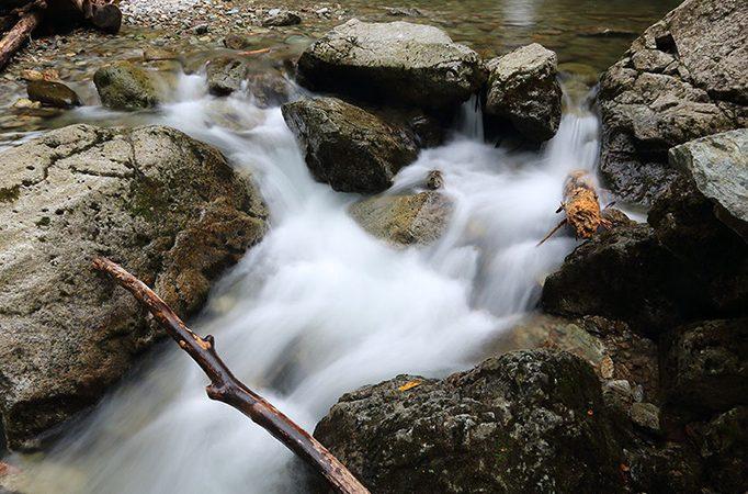 Padurea Craiului Valea Iadului Cascada Iadolina