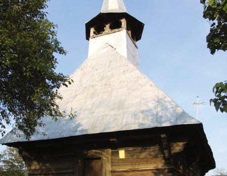 Padurea Craiului Valea Vida biserica de lemn Valani Pomezeu
