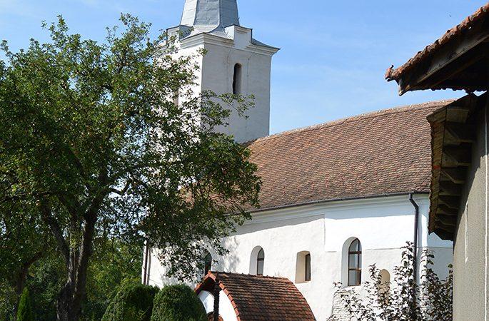 Padurea Craiului biserica reformata Remetea Valea Rosia