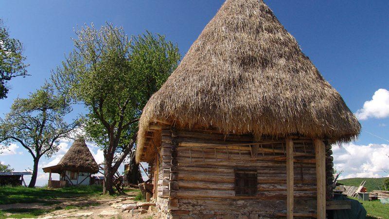 Padurea craiului catunul traditional runcuri valea rosia
