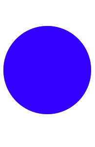 traseu punct albastra