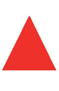 traseu triunghi rosu