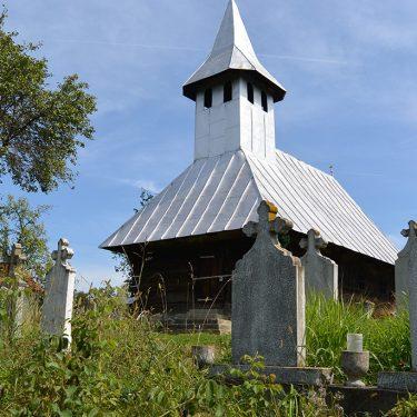 Cicloturism biserica Petresa Valea Rosia T