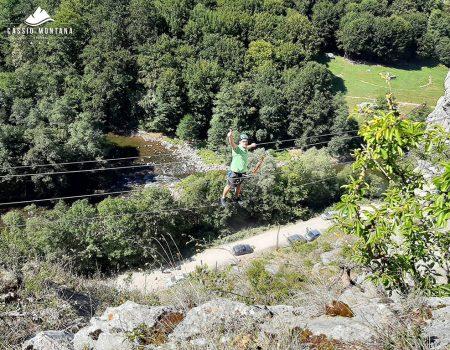 Padurea Craiului Vadu Crisului Suncuius via ferrata podul indian