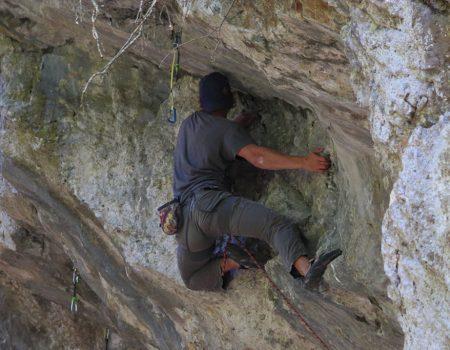 Padurea Craiului adrenalina escalada