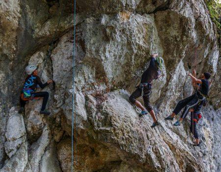 Padurea Craiului escalada Osoi