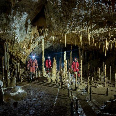 Padurea Craiului speoturism aventura in pesteri