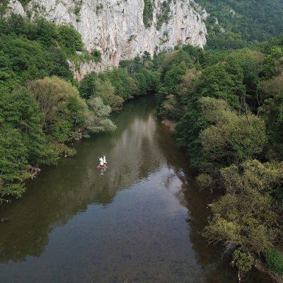 Padurea Craiului Defileul Crisului Repede plutasi Vama Sarii