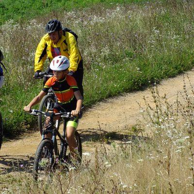 Padurea Craiului Valea Rosia cicloturism