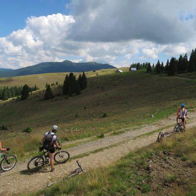 Padurea Craiului cicloturism Valea Iadului