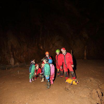 Padurea Craiului speologie cu familia Osoi