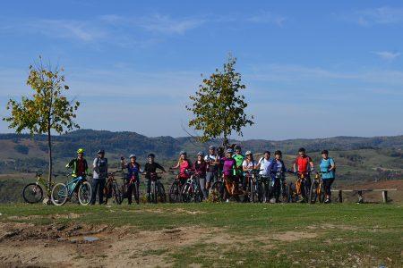 Padurea Craiului tura cu bicicleta Valea Rosia